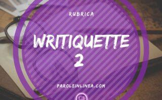 Scrivi quel che sai #2 – la descrizione