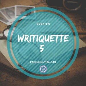Serie di articoli della Writiquette – Writing Etiquette – con esercizi per creare una immagine di scrittore professionista.