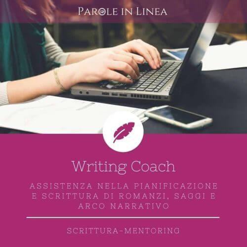 Writing Coach | Writing coach | Parole in Linea